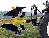 Aratro idraulico reversibile, per trattori agricoli usato  Spedito ovunque in Italia