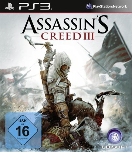 Ubisoft Assassin's Creed 3 (100% uncut) - [PlayStation 3]