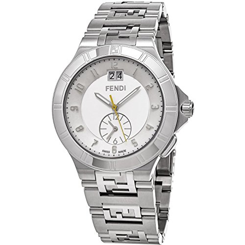 fendi-mens-43mm-steel-bracelet-case-swiss-quartz-silver-tone-dial-analog-watch-f477160b
