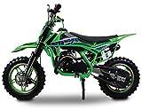 Minicross Minimoto 50cc NCX Moto Pull Start 10/10 Verde