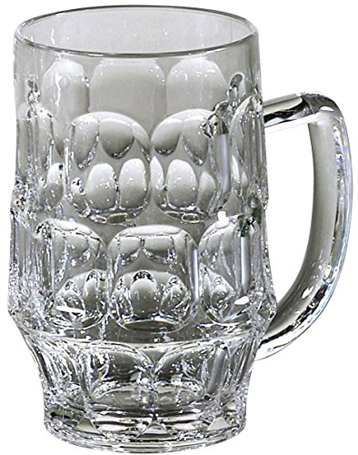 tes bruchfestes Polycarbonat Spülmaschinengeeignet • Camping Trink Gläser Bier Kunststoff Campinggeschirr (Kunststoff-bierkrüge)