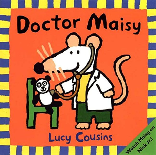 Doctor Maisy por Lucy Cousins