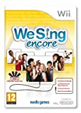 Cheapest We Sing: Encore (solus) on Nintendo Wii
