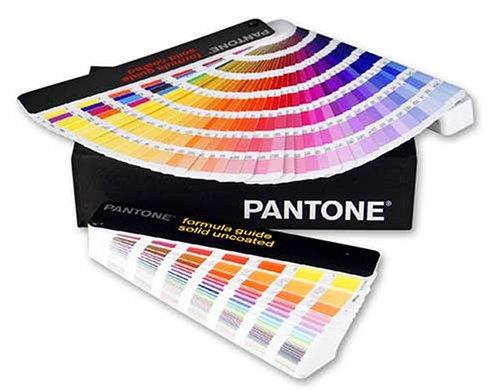 Pantone-farbe (PANTONE® Formula Guide coated & uncoated)
