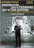 Investigación Sobre Un Ciudadano Libre De Toda Sospecha [DVD]