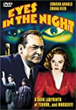 Eyes In The Night (DVD) (1942) (All Regions) (NTSC) (US Import)