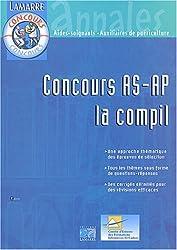 Concours AS-AP, la compil