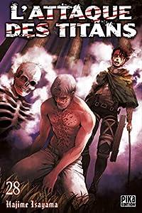 L'Attaque des Titans Edition simple Tome 28