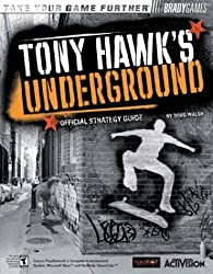 Tony Hawk's Underground Official Strategy Guide (Bradygames Take Your Games Further) by Doug Walsh (2003-10-24)