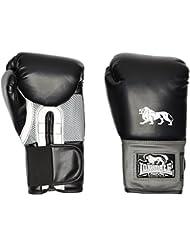 Lonsdale jab Guantes de boxeo, todo el año, unisex, color negro / gris, tamaño 355 ml