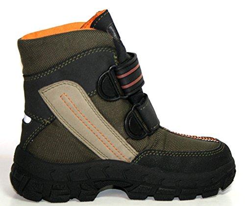 Jela - Jela chaussures pour enfants garçons 41914 mi bottine & mi bottes Gris (jungles/smoke 41)
