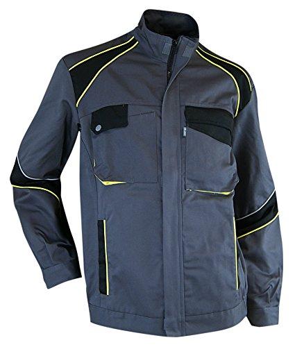 lma-lebeurre-giacca-da-lavoro-senza-metallo-tricolore-grigio-nero-giallo-semina-di-lma-grigio-2