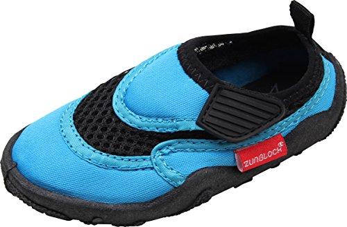 zunblock-uv-schutzkleidung-badeschuhe-zapatos-para-ninos-infantil-color-turquesa-talla-22-23
