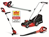 EINHELL Power X-Change Starter Set 2 Starterset Garten EINHELL Power X-Change