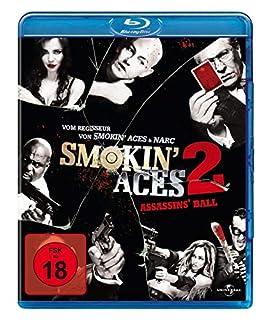 Smokin' Aces 2 - Assassins' Ball [Blu-ray]