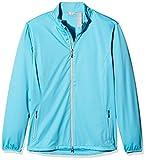 Callaway 2-layer Jacket Veste avec zip de Golf, femme XL bleu clair