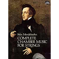 Felix Mendelssohn: Complete Chamber Music For Strings. For Gruppo da Camera - Gruppo String