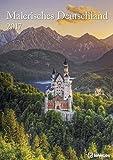 Malerisches Deutschland 2017 - Landschaftskalender, Heimatkalender, Wandkalender  -  29,7 x 42 cm