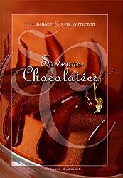 Saveurs chocolatées : Edition bilingue français-anglais