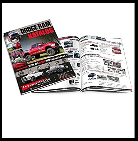 Der Power Parts Automotive Dodge RAM Katalog 1500 , 2500