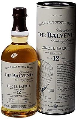 Balvenie Single Barrel 12 Year Old Scotch Whisky 70 cl