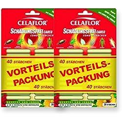 Celaflor Schädlingsfrei Careo Combi-Stäbchen - 2 x 40 St.