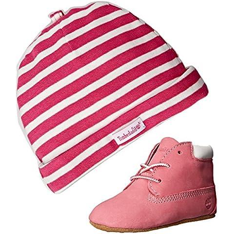 Timberland Crib Bootie W/Hat, Scarpe Prima Infanzia