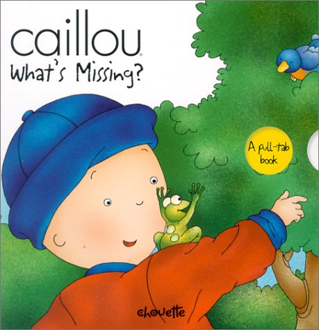 Caillou What's Missing?