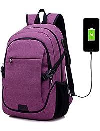 47df7264f7 Btzdb Zaini USB Nuovo arrivo Zaino Laptop Zaino per notebook Zaino  impermeabile Zaini per studenti delle scuole…