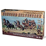 Lindberg 70351 - 1/16 Concord Stage Coach