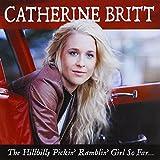 Hillbilly Pickin'ramblin'girl