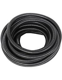 ELECTROPRIME Flexible Bellows Hose Corrugated Conduit Tube Tubing Pipe 20x17mm 10M