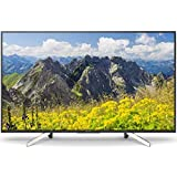 Sony 108 cm (43 Inches) 4K Ultra HD Certified Android LED TV KD-43X7500F (Black) (2018 model)