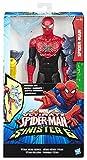 """Spider-Man B5756EU4 - Figurina Spiderman Deluxe, Rosso/Nero """"Modelli assortiti"""""""