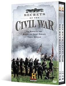 Secrets of the Civil War [DVD] [Region 1] [US Import] [NTSC]
