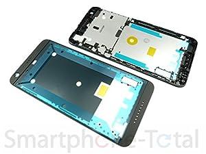 NG-Mobile Original HTC Desire 626g Front Gehäuse Cover für Display Kleber, schwarz