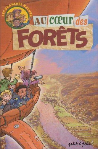 Au coeur des forêts par Oliv'