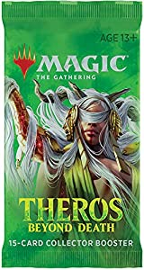 Magic The Gathering Theros Beyond Death Collector Booster (Wizards of The Coast C68790000)