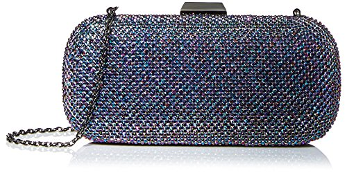 la-regale-womens-oversize-fully-beaded-minaudiere-navy-clutch