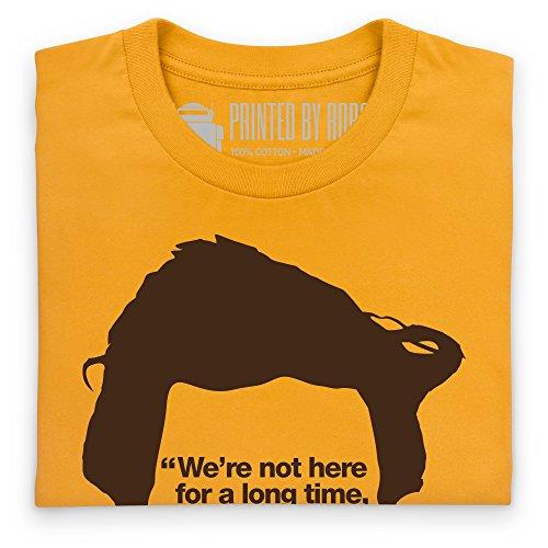Good Time T-Shirt, Herren Gelb