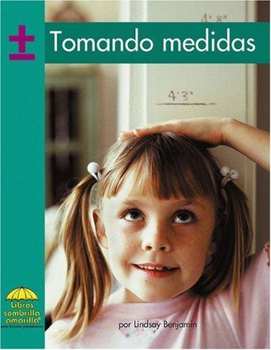 Tomando Medidas (Yellow Umbrella Books) por Lindsay Benjamin