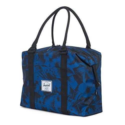 ... Herschel Supply Co. Strand Duffle Bag, Eclipse Crosshatch (schwarz) -  10022-