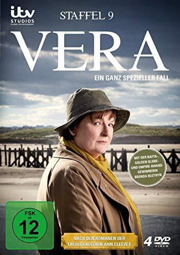 Vera - Ein ganz spezieller Fall - Staffel 9 [4 DVDs]