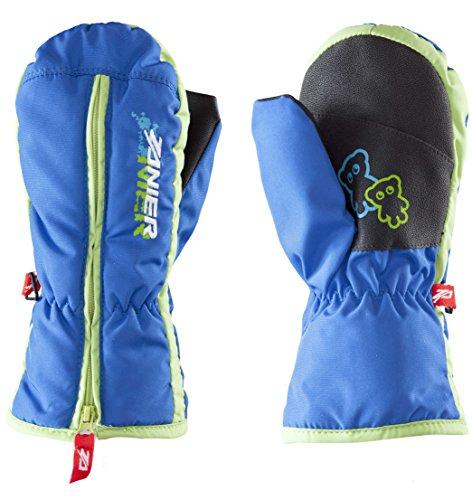 Zanier Kinder Sweety KI Handschuhe, Blau, XS | 09008541066258