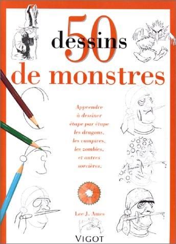 50 dessins de monstres