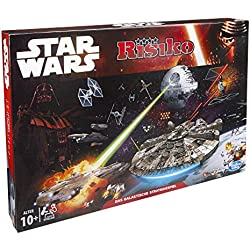 Hasbro B2355100 - Star Wars Risiko, Strategiespiel Risiko