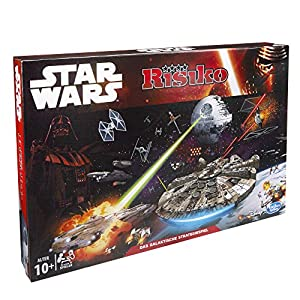 Hasbro  – Risk Edición Star Wars  (versión en alemán)