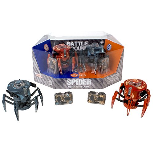 Hexbug Battle Ground Spider 2.0 Dual Pack (Hex Bug Fernbedienung)