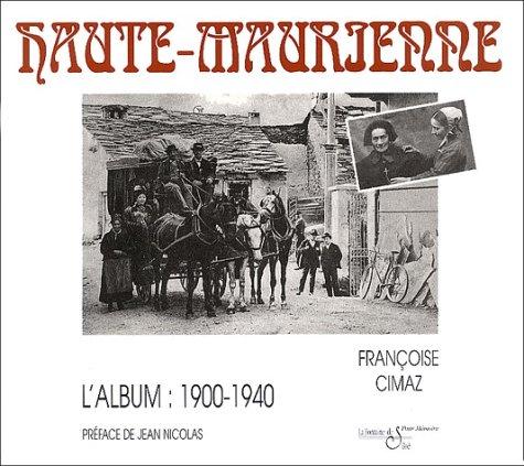 Album de la Haute-Maurienne