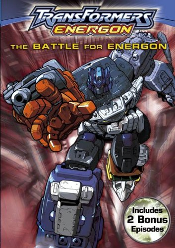 Transformers - Battle For Energon